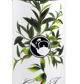 The Tea Can Company Ancient Green Leaves Tin - Tall