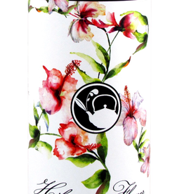 The Tea Can Company Hibiscus Flower Tin - Tall