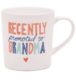 About Face Designs Recently Promoted to Grandma Mug