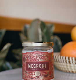 Rewined Cocktail Collection Negroni Candle
