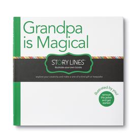 Compendium Grandpa is Magical