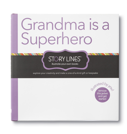 Stationery Compendium Grandma is a Superhero