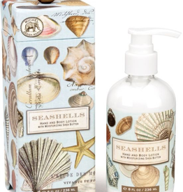 Michel Design Works - Seashells Hand and Body Lotion
