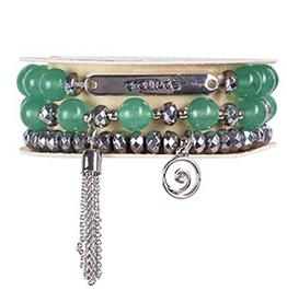 Soul Stacks - Gratitude Aventurine Bracelet Set