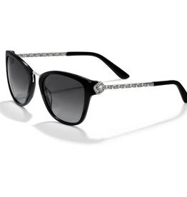 Brighton - Eternity Knot Sunglasses-Black