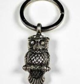 Brighton Brighton Wisdom Owl Key Fob