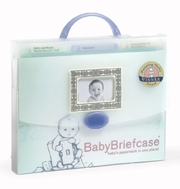 Organized From The Start BabyBriefcase