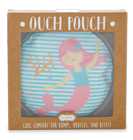 Mud Pie Circle Mermaid Ouch Pouch