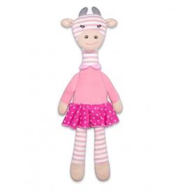 "Apple Park - Georgia Giraffe 14"" Plush Toy"
