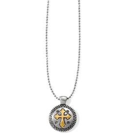 Brighton Brighton Cherished Faith Petite Necklace