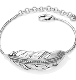 Brighton Brighton Contempo Ice Feather Bracelet
