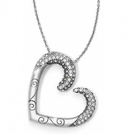 Brighton - Cristalina Heart Necklace