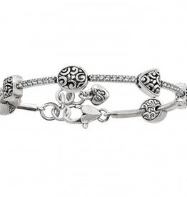 Brighton - Deco Luxe Link Bracelet