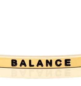 "MantraBand - ""Balance"" Yellow Gold"