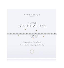 Katie Loxton a litte GRADUATION bracelet