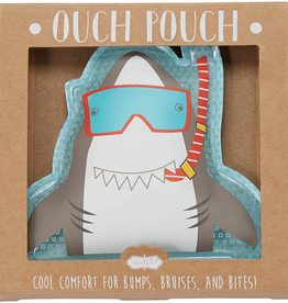 Mud Pie Shark Ouch Pouch