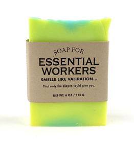 Whiskey River Soap Company - Essential Worker - Soap