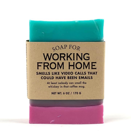 Whiskey River Soap Company - Working From Home - Soap