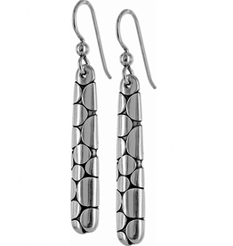 Brighton - Pebble Path French Wire Earrings