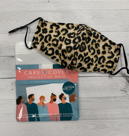 Care Cover Mask - Leopard