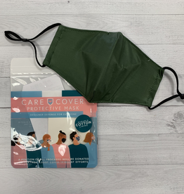 Care Cover Mask - Green