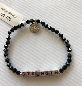 Little Words - Strength - Jet Shine
