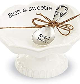 """Mud Pie """"Such a Sweetie"""" Candy Dish Set"""