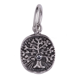 Vital Spark Charm-Tree of Life-Sterling Silver