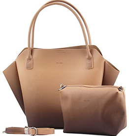 Pixie Mood - Rachel Tote (Small) Ombre Nude