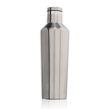 Corkcicle Brushed Steel Canteen 16 oz.