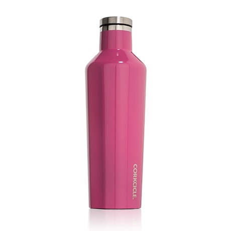 Corkcicle Gloss Pink Canteen 16 oz.