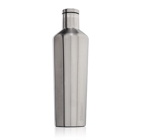Corkcicle Brushed Steel Canteen 25 oz.