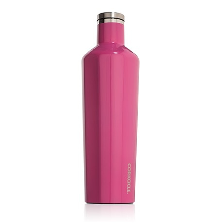 Corkcicle Gloss Pink Canteen 25 oz.