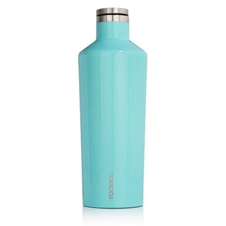 Corkcicle Gloss Turquoise Canteen 60 oz.