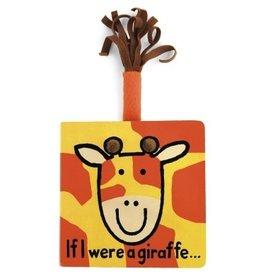 Jellycat Board Giraffe Book