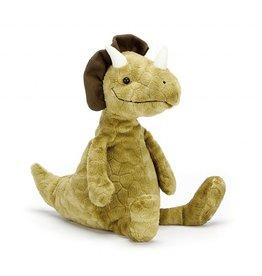 Jellycat Trevor Triceratops