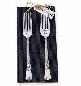 Wedding Cake Forks (Set of 2)