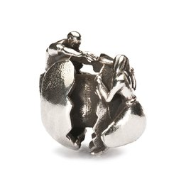 TROLLBEADS - Holding on to Love Bead