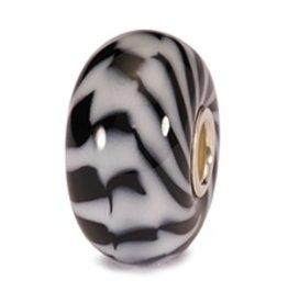 TROLLBEADS - Zebra Bead