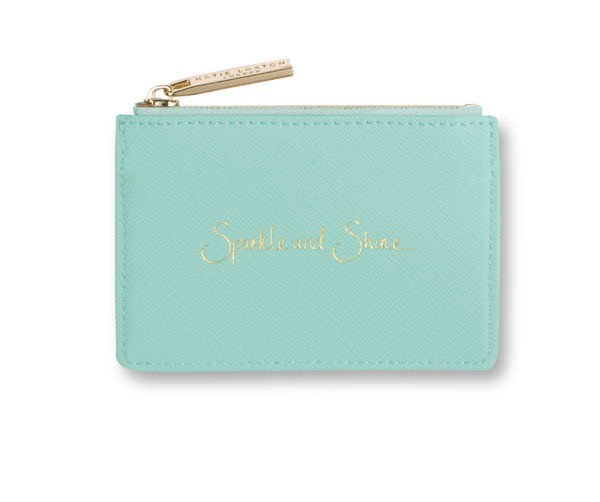 Katie Loxton Card Holder - Sparkle and Shine