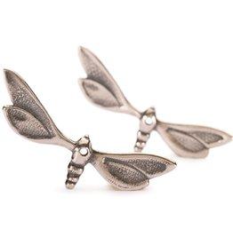 TROLLBEADS - Dragonfly Earrings