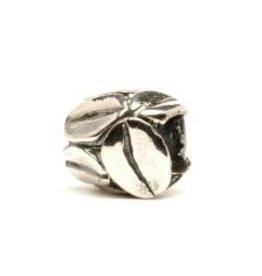 TROLLBEADS - Mocha, Silver