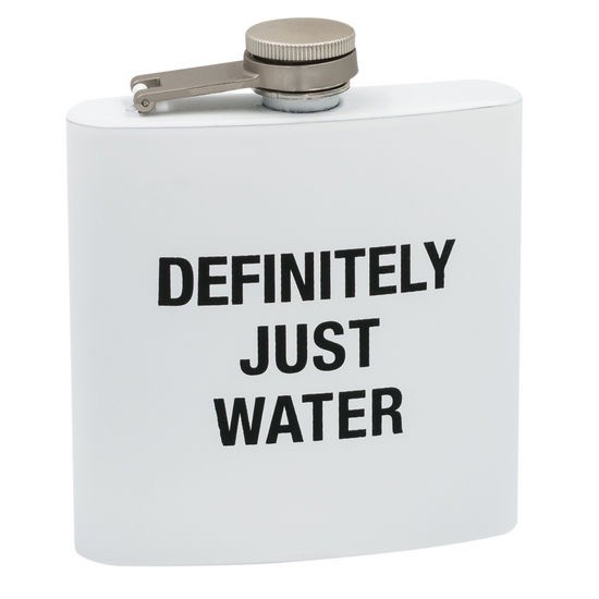About Face Designs: Just Water Flask