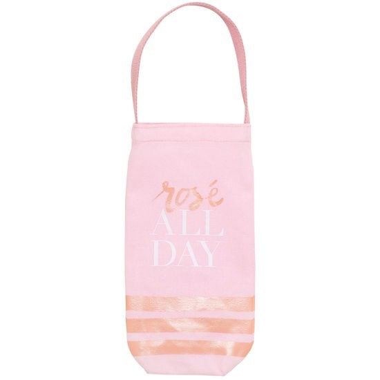 About Face Designs: Rose' All Day Wine Bag
