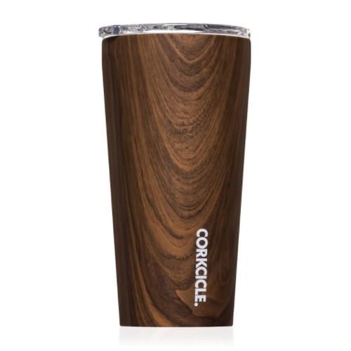 Corkcicle Walnut Wood Tumbler 24 oz