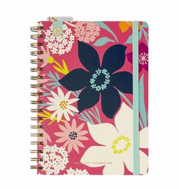 Spartina 449 - Weekly Planner 2017-2018 Pink Meadow