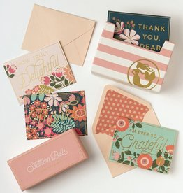 Spartina 449 Thank You Card Box Southern Belle