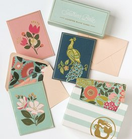 Spartina 449 Blank Card Box Southern Belle