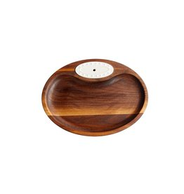 Nora Fleming - Walnut Tidbit Dish