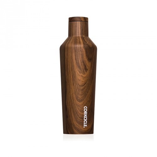 Corkcicle - Walnut Canteen 25 oz